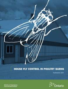 Fly Control in Poultry Barns book