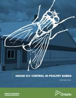 House Fly Control cover PUB 849